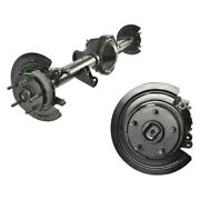 For Dodge Ram 1500 2003-2007 Cardone Reman Rear Drive Axle Assembly