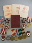 Red Star Combat Red Banner Patriotic War 1 Class...