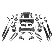 For Chevy Silverado 3500 Hd 11-18 7-8 X 5 Front And Rear Complete Big Lift Kit