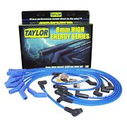 Taylor Cable 64658 High Energy 8mm Ignition Wire Set Ford Small Block V8