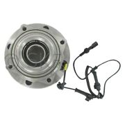 For Ford F-250 Super Duty 05-10 Wheel Bearing And Hub Assembly Front Passenger