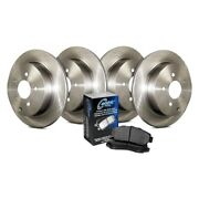 For Ford F-150 1999-2003 Centric 905.65036 Select Plain Front And Rear Brake Kit