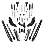 For Ford F-250 Super Duty 17-19 4 4-link Stage 3 Front And Rear Complete Lift Kit