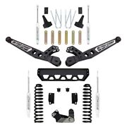 For Ford F-250 Super Duty 17-19 Complete Lift Kit 4 Stage 2 Completely