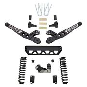 For Ford F-250 Super Duty 17-19 4 X 4 Stage 2 Front And Rear Complete Lift Kit