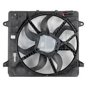 For Jeep Wrangler 2012-2018 Pacific Best Dual Radiator And Condenser Fan Assembly