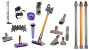 Spare Parts For Dyson V8 Sv10 Vacuum Hose Pre Post Filter Tools Charger Spares