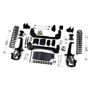 For Ram 1500 2011 Zone Offroad 6 X 3 4-link Front And Rear Suspension Lift Kit