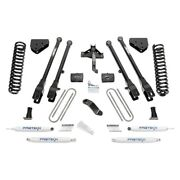 For Ford F-350 Super Duty 08-16 6 X 6 4 Link Front And Rear Suspension Lift Kit