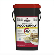 Emergency Food Supply 200 Servings 30-day Survival Bucket Freeze Dried