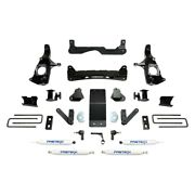 For Chevy Silverado 2500 Hd 11-18 4 X 2 Basic Front And Rear Suspension Lift Kit