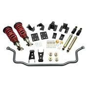 For Chevy Silverado 1500 07-13 1-3 X 4 Front And Rear Handling Lowering Kit