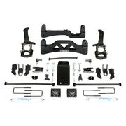 For Ford F-150 09-13 Fabtech 6 X 5 Basic Front And Rear Suspension Lift Kit