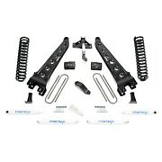 For Ford F-550 Super Duty 18-19 6 Radius Arm Front And Rear Suspension Lift Kit