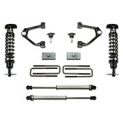 For Chevy Silverado 1500 19 Fabtech 1.5 Budget Front And Rear Suspension Lift Kit