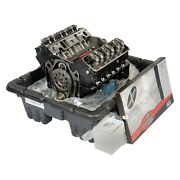 For Chevy Silverado 1500 01-02 4.3l Remanufactured Long Block Engine