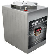 Lfpgc2-12175xtr 12v 175ah Lithium Battery Wire Parallel/series Up To 4 Batteries