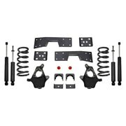 For Chevy Silverado 1500 Classic 07 3 X 5 Front And Rear Lowering Kit