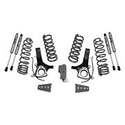 For Ram 1500 11-18 Maxtrac Suspension 7 X 3 Front And Rear Suspension Lift Kit