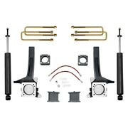 For Toyota Tundra 07-18 6 X 4 Front And Rear Suspension Lift Kit