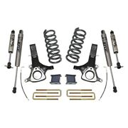 For Dodge Ram 1500 02-08 7 X 4 Front And Rear Suspension Lift Kit
