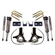 For Chevy Silverado 1500 16-18 7.5 X 4 Maxpro Front And Rear Suspension Lift Kit