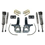 For Chevy Colorado 15-19 6.5 X 3 Front And Rear Suspension Lift Kit