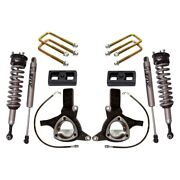 For Chevy Silverado 1500 07-17 6 X 3 Front And Rear Suspension Lift Kit
