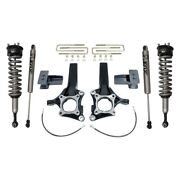 For Ford F-150 15-17 7 X 4 Maxpro Front And Rear Suspension Lift Kit