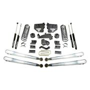 For Ram 2500 14-18 6 X 3 Maxpro Front And Rear Suspension Lift Kit