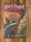 First Edition Harry Potter And The Chamber Of Secrets With Ultra Rare Typo