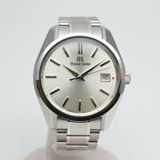 Grand Seiko Sbgp001 Heritage Collection Master Shop Limited Model Silver Watch