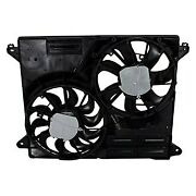 For Ford Edge 2015-2019 Motorcraft Rf318 Engine Cooling Fan