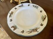 Vintage Set Of 2 Johnson Brothers Brookshire Ducks Plates And Bowls -your Choice