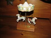Willits Musical Designs Legends Of The Rose, A Carousel Romance