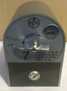 M.h. Rhodes Mark-time 39201 Dime And Quarter Mechanical Coin Timer - Works No Key