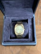 Vintage Omega Seamaster Day Date Cal.1020 Automatic Mens Watch 166.0216