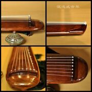 Chinese Aged Fir Body Taichi-chaos Style Guqin Seven-stringed Zither 混沌式古琴1062