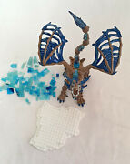 Mega Bloks Dragon From Sindragosa And The Lich King World Of Warcraft Wow 2012