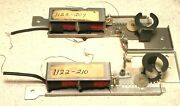 Lionel 1122-209 And 1122-210 Rh And Lh O27 Switch Motors For 1122 Switches