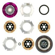 For Mitsubishi Lancer 2002-2006 Exedy Mm023hr Stage 5 Racing Clutch Kit