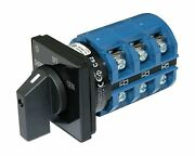 Blue Sea System 9019 Ac Rotary Switch Off 2 Positions 240v Ac 65a Accessory Part
