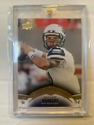 2015 Upper Deck Taylor Heinicke Star Rookie Ssp Gold Only 1 I've Ever Seen. Rare