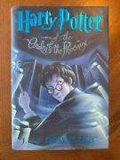 1st Edition Harry Potter And The Order Of The Phoenix Hardcover Book Us 2003