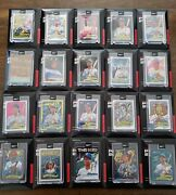 Ken Griffey Jr. Topps Project 2020 Complete Set 20 Cards 🔥🔥