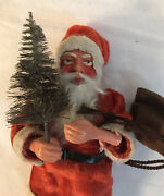 8andrdquo Antique Father Christmas St Nicholas Santa Doll Early 1900andrsquos Germany