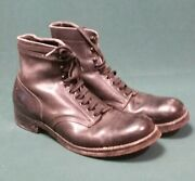 Ww2 Rcaf-royal Canadian Air Force-ground Crew Boots 1944