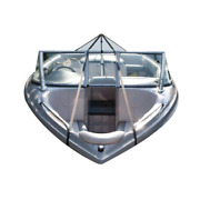 22 In. To 70 In. Boat Cover Support System With Support Pole With Snap And Vinyl