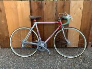 1986 Moser 51.151 53cm Steel Frame Bicycle Campagnolo Components, Collectible