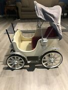 2014 American Girl Pretty City Horse Carriage